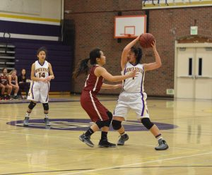 Girls basketball: Team secures win against Fremont HS