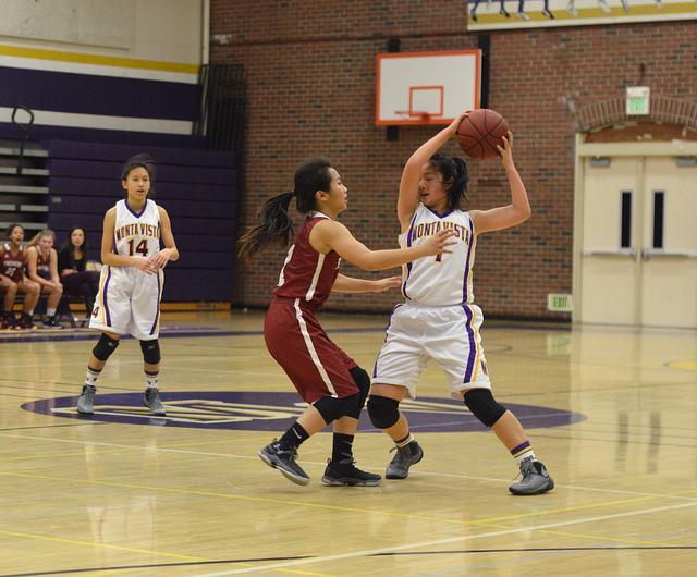 Girls basketball: Team secures win against Fremont HS
