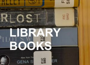 Lost: Library books