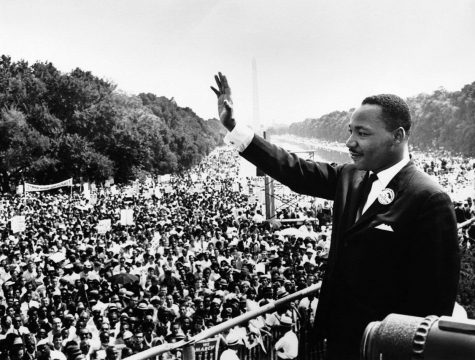 For Martin Luther King Jr. Day, Speech and Debate explains what makes a speech great