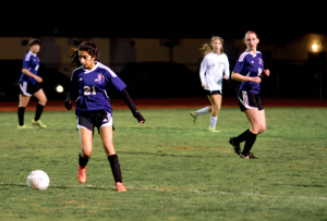 Girls soccer: Team loses 2-1 to Wilcox Chargers