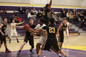 Live blog: Boys basketball CCS Round 1 vs. Carlmont
