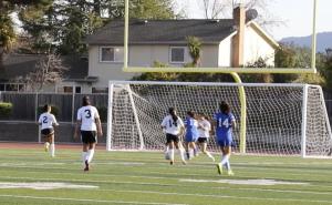 Girls soccer: Matadors suffer 5-0 loss to Los Altos HS