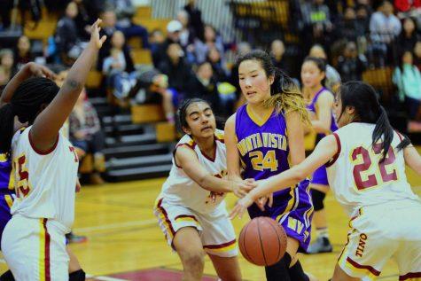Live Broadcast: Basketball quad game vs Lynbrook HS