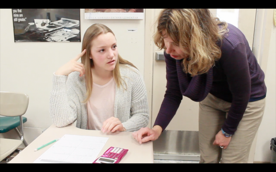 Experienced teacher adjusts easily to new environment at MVHS