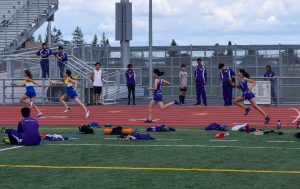Track and Field: Q&A with team freshmen