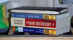 Book Club: English teacher Hannah Gould shares her liking for Russian literature
