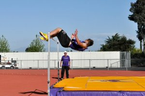 Track and Field: Varsity Team loses in competition against the other MV