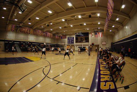 Liveblog: Boys volleyball battles St. Francis HS