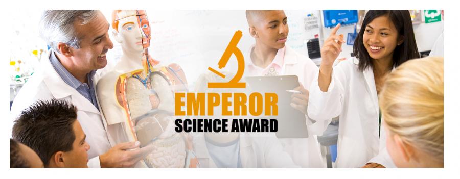 MVHS students win Emperor Science Awards
