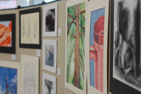 Art Department holds first annual Art Show