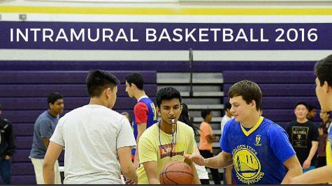 Highlight video: 2016 intramural basketball semifinals and finals