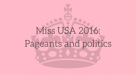 The Miss USA 2016 pageant begins to resemble a political debate with its onstage questions
