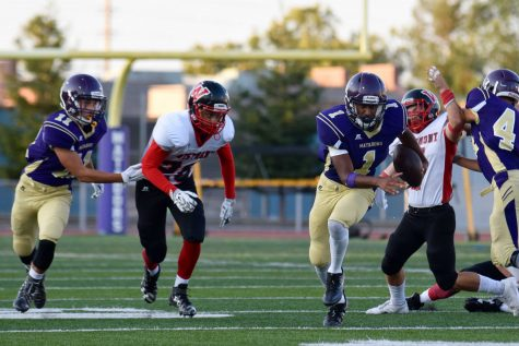 Football: Matadors lose their first home game of the season