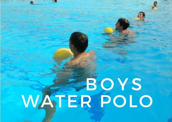 Under the hood of MVHS water polo