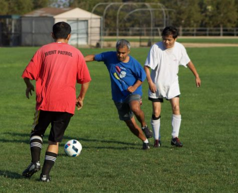 Weekend Warriors: Picking up soccer at an older age