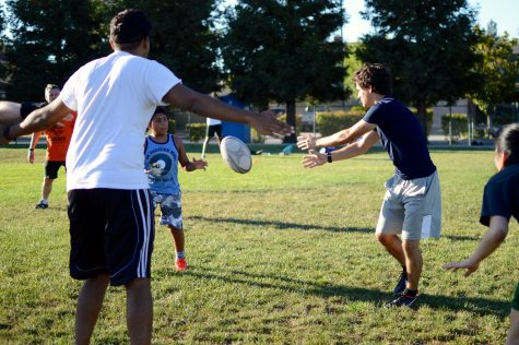 MVHS alumnus hosts summer rugby sessions