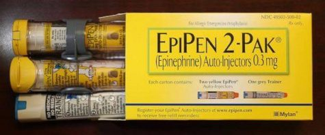 Drastic Epipen cost spike