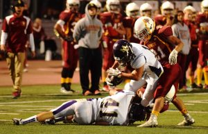 Football: Matadors lose the Helmet in upset by Cupertino HS