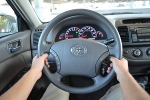 Ride Along: MVHS students discuss the year of driving rule