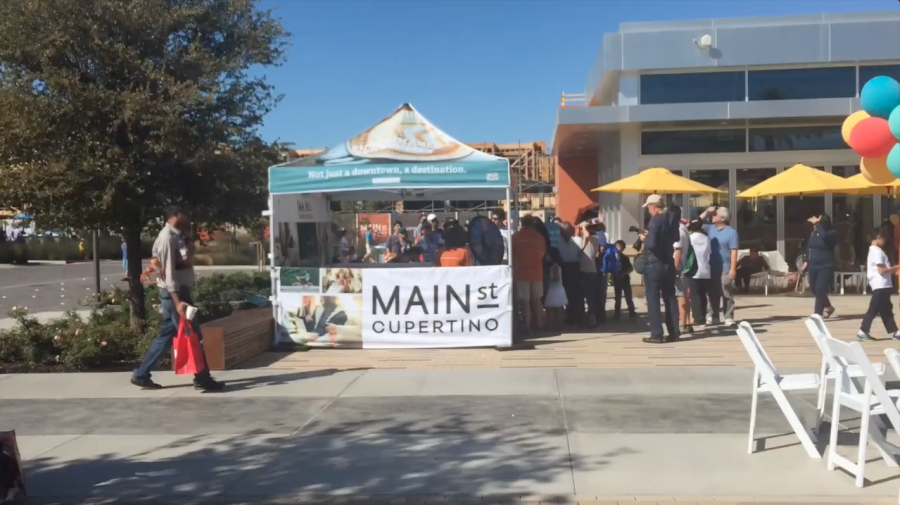 Main Street Cupertino celebrates grand opening on Sept. 17