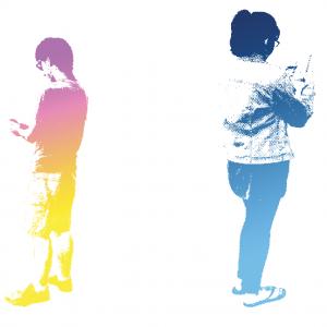 Follow the leader: how interschool social media gap affects leadership communications