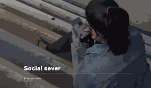 Social sever separates underclassmen from upperclassmen