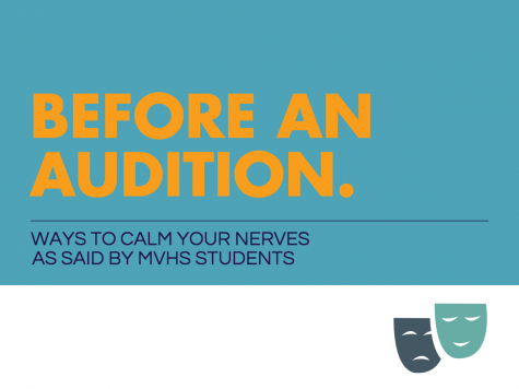 How to calm down before an audition