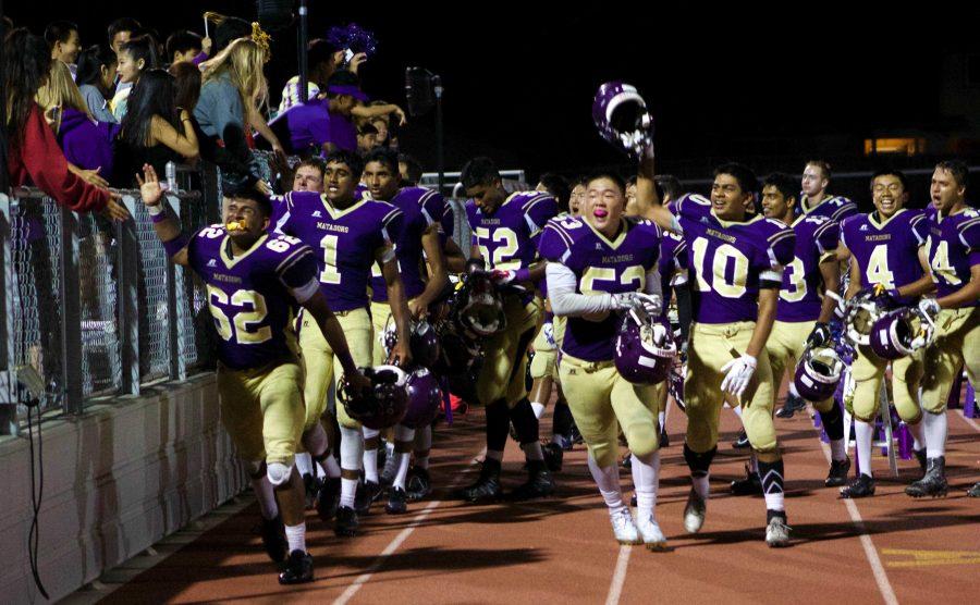 Football: MVHS bounces back after tough loss