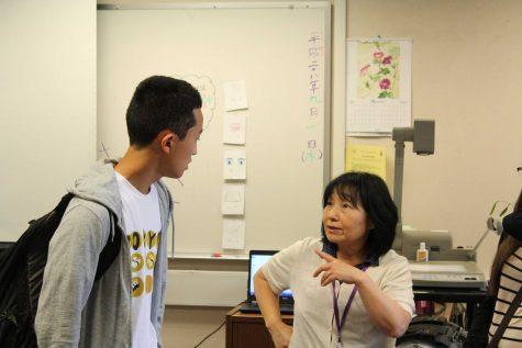 Japanese Club starts tutoring sessions during tutorial
