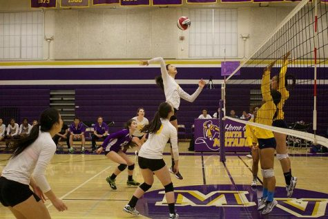 Girls volleyball: Team begins season with two home wins