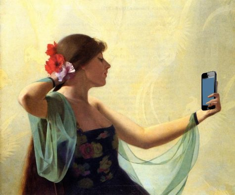 Selfies promote narcissism but allow self-expression