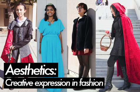 Aesthetics: Creative expression in fashion
