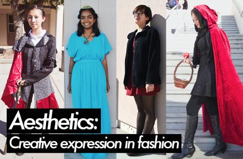 Aesthetics: Creative expression in fashion