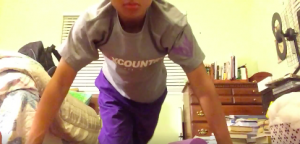 #22KillPushUpChallenge: Students participate in online Push-Up Challenge