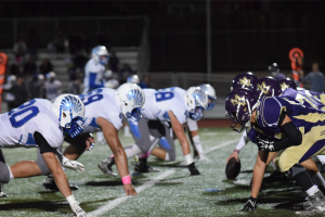 Liveblog: Football vs Los Altos- Senior night