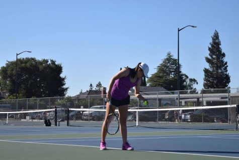 Tracking Senior Laura Cao's journey to Varsity captain
