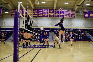 Photo gallery: Girls volleyball ends season in round two of CCS