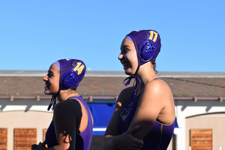 Girls water polo: Senior night recap