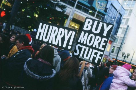 Consumer culture: The invisible tax on society