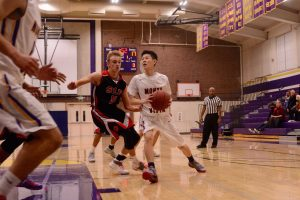 Photo gallery: Boys basketball defeated by San Lorenzo Valley HS