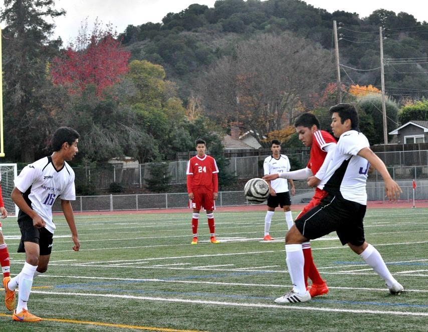 Boys soccer: Team ties in pre-season game against San Benito HS