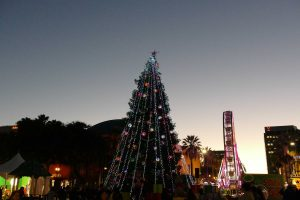 Sunday Project: Christmas in the Park