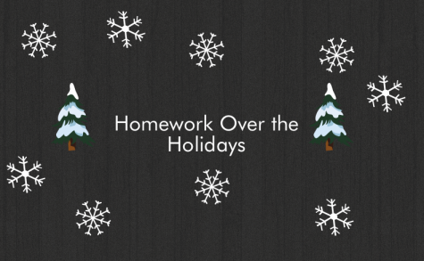 Homework Over the Holidays