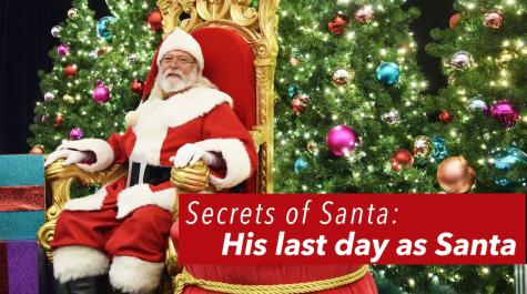 Secrets of Santa: His last day as Santa