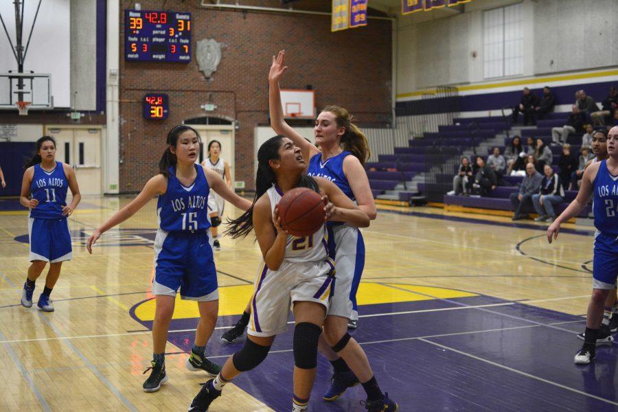 Live blog: Girls basketball vs. Los Altos HS