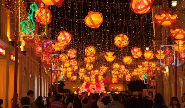 The 2017 Lunar New Year: Age-old traditions and a new zodiac animal
