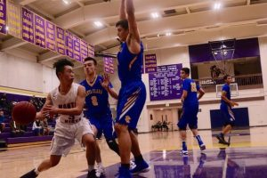 Boys basketball: Team starts off league play with a 43-34 loss to Santa Clara HS