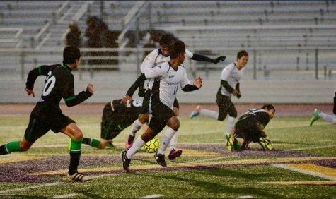 Boys soccer: Team falls short of comeback against Homestead HS 3-2