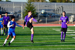 Boys soccer: The rundown of a last second tie